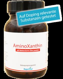 Nahrungsergänzungsmittel für Sportler: AminoXanthin für Kraft, Ausdauer und Leistung