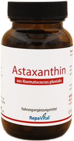 Astaxanthin Zellschutz Antioxidantien