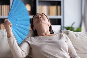 Wechseljahre Hormonschwankungen beheben mit Balance FA