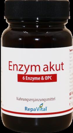 Enzym akut – Durchblutung, Heilung und Balance