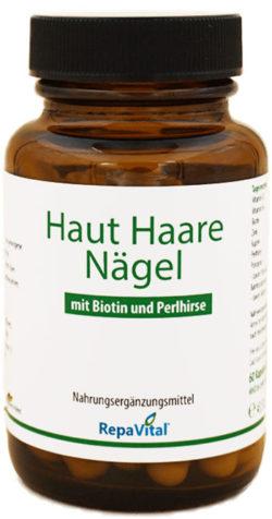 Gesunde »Haut Haare Nägel« durch Mikronährstoffe