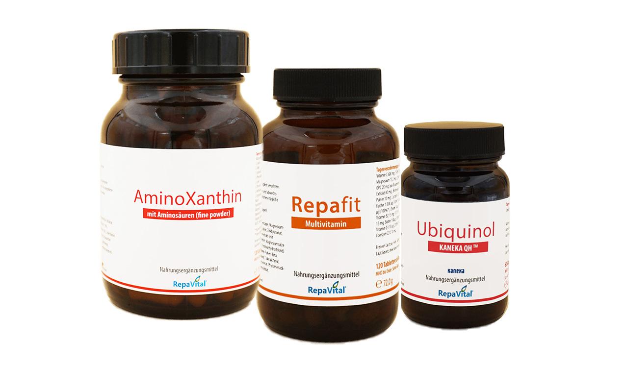 Regeneration für das Immunsystem zur Grippezeit Paket