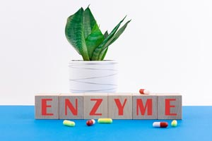Natürliche Enzyme mit Enzym akut