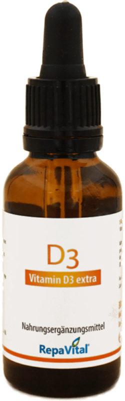 Vitamin D3 4000 IE für Immunsystem, Knochen, Muskeln